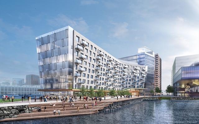 300 Pier 4 Blvd, Boston, MA, 02210, Seaport District Home For Sale