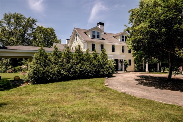 15-19 Strawberry Hill St, Dover, MA, 02030, Norfolk Home For Sale