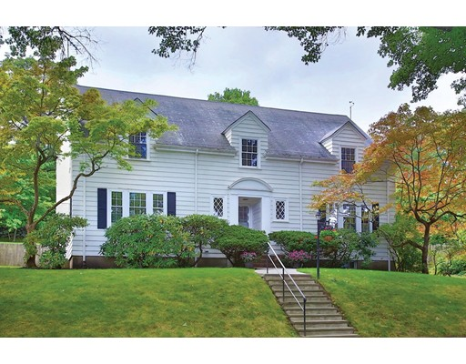 176 Fairway Road, Brookline, MA