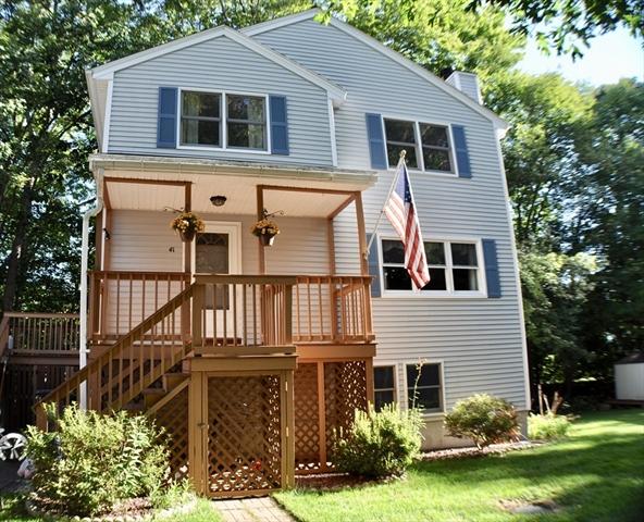 41 Brandon Rd, Haverhill, MA, 01832, Zip 01832 Home For Sale