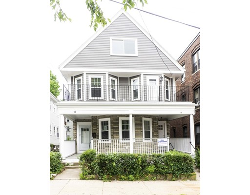 9 Woodside, Boston, MA 02130