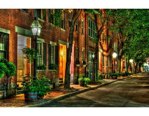 21 Melrose Street, Boston, MA 02116
