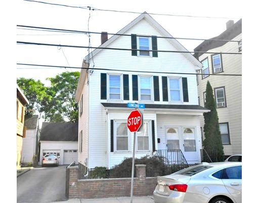 38 Concord Avenue Somerville MA 02143