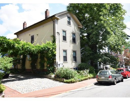 601-603 Franklin Street, Cambridge, MA 02139