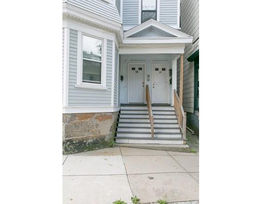 20 Highland Avenue Boston MA 02119