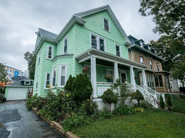 14 Van Winkle St, Boston, MA, 02124, Dorchester's Ashmont Home For Sale