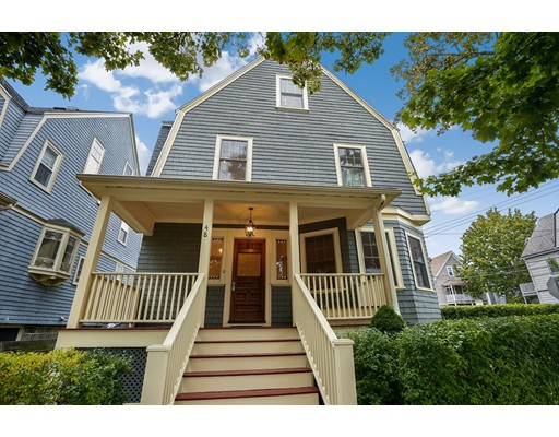 48 Rogers Avenue Somerville MA 02144