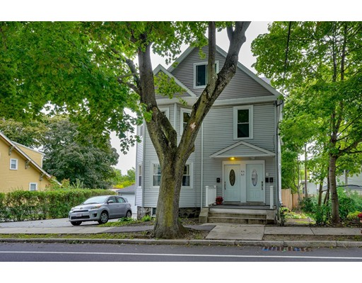 65 Paul Revere Road Arlington MA 02476