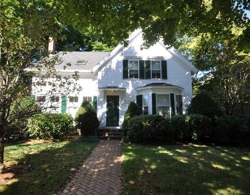 166 Hubbard Street, Concord, MA 01742