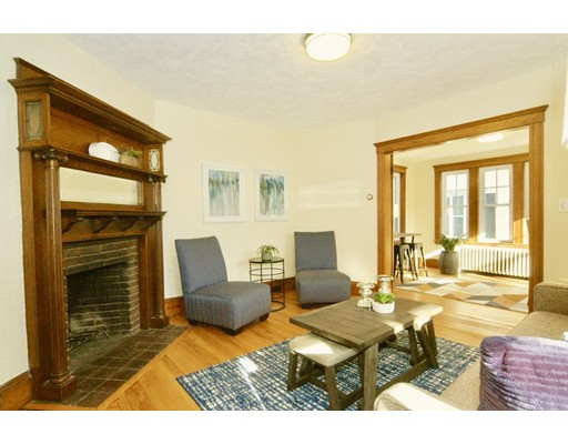 133 Maple Street, Boston, MA 02132