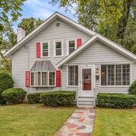 33 Winn Street, Belmont, MA, 02478,  Home For Sale
