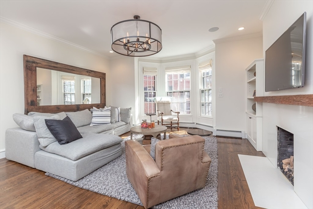 103 Revere Street, Boston, MA, 02114, Beacon Hill Home For Sale