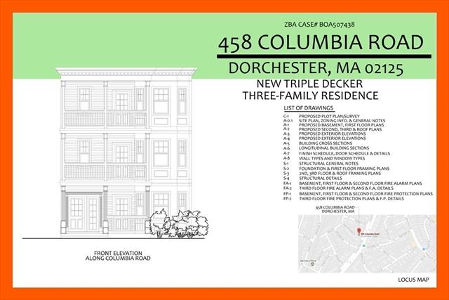 458 Columbia Rd, Boston, MA, 02125, Dorchester's Savin Hill Home For Sale