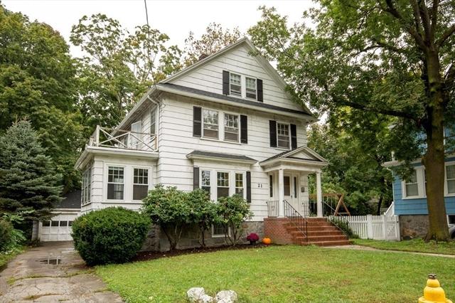 21 Sidley Rd., Boston, MA, 02132, West Roxbury Home For Sale
