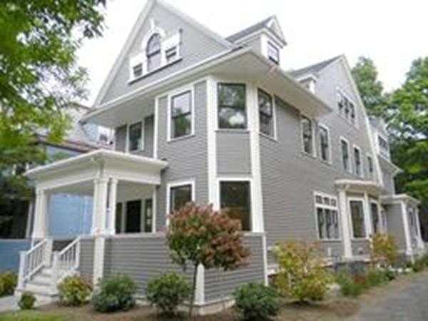 161 Naples Rd, Brookline, MA, 02446, Coolidge Corner  Home For Sale