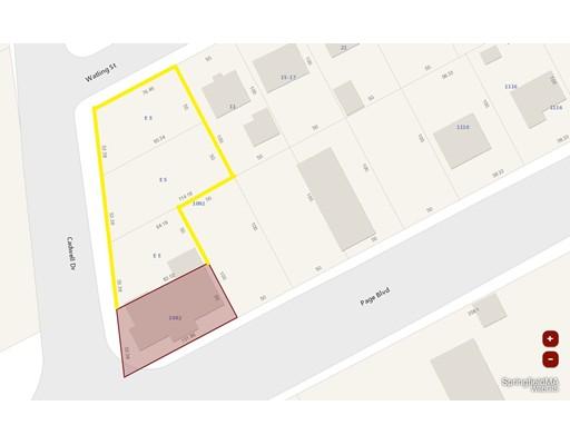 1082 Page Boulevard Springfield MA 01104