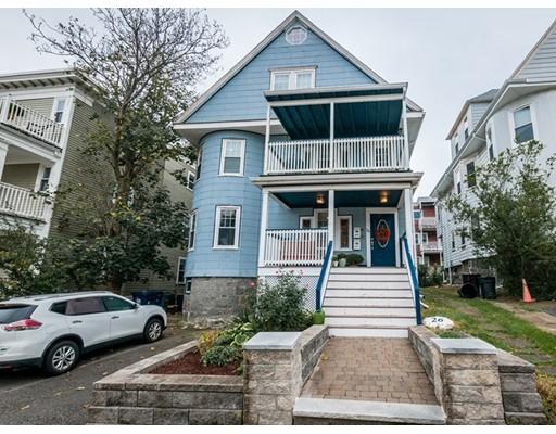 26 N Munroe Terrace, Boston, MA 02122