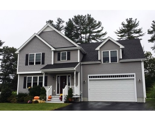 9 Hillcrest Cir(130 Tiffany Rd) Norwell MA 02061