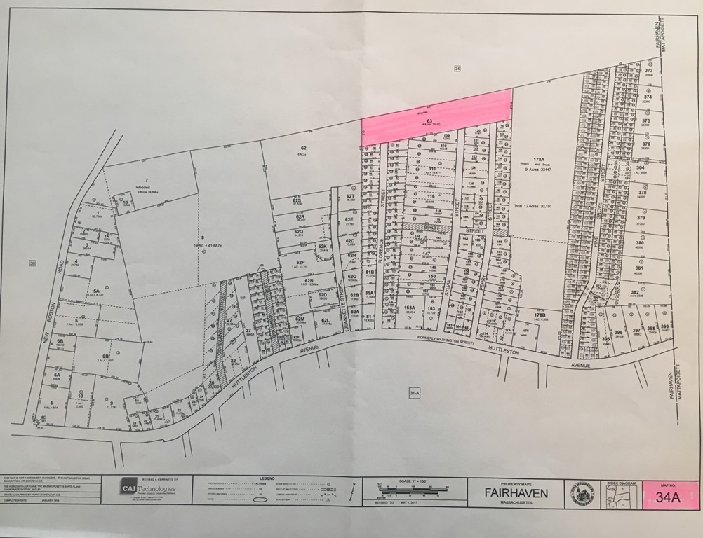 """4.5 wooded acres in East Fairhaven near the Mattapoisett town line to be sold """"As Is"""".  Buyer to perform due diligence.  Land not in a flood zone nor near a 100' buffer per Town Planner.  Zone RR.  Use table in Section 198-16 of the zoning bylaw…  https://www.fairhaven-ma.gov/sites/fairhavenma/files/pages/zoning_by-law_05-06-17.pdf"""