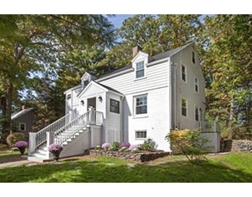 7 Valley Road, Winchester, MA 01890