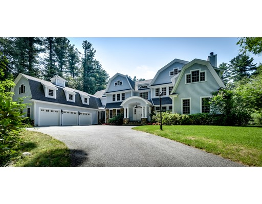 15 Indian Hill Road, Weston, MA