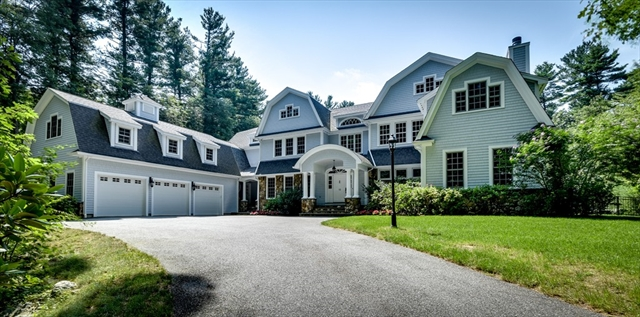 15 Indian Hill Rd, Weston, MA, 02493,  Home For Sale