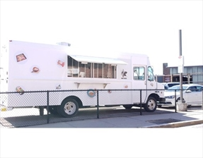 A Food Truck for Sale, Boston, MA 02118
