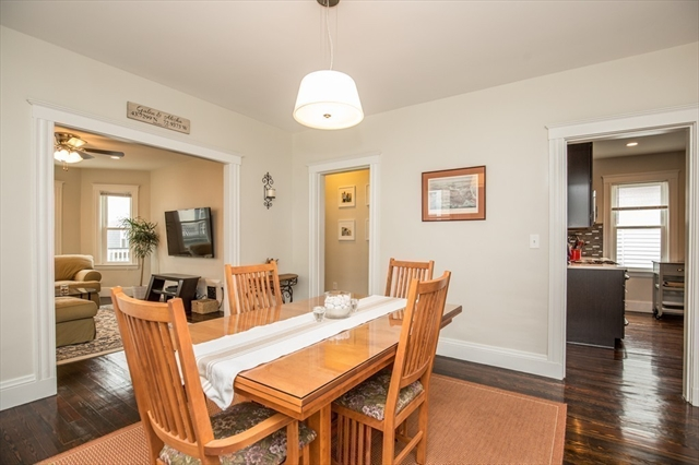 9 Hallam St, Boston, MA, 02125, Dorchester's Savin Hill Home For Sale