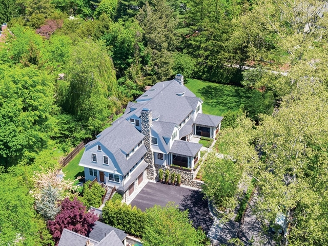 9 Woodman Rd, Newton, MA, 02467,  Home For Sale