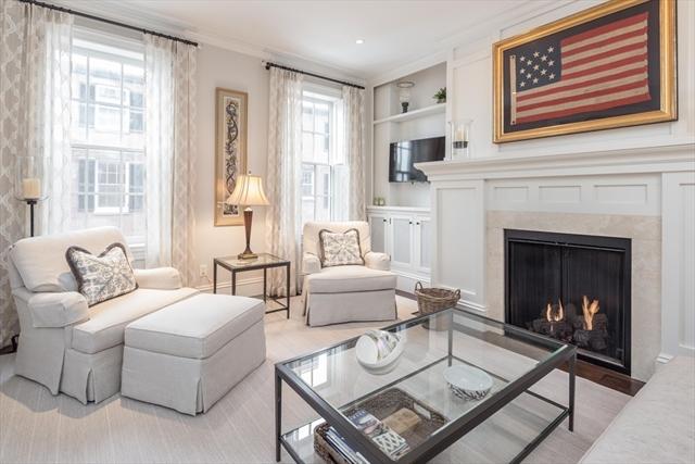 12 Walnut St, Boston, MA, 02108, Beacon Hill Home For Sale