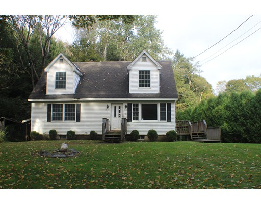 570 Dingle Road, Worthington, MA