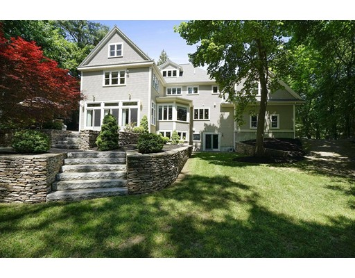 50 Winthrop Road, Lexington, MA