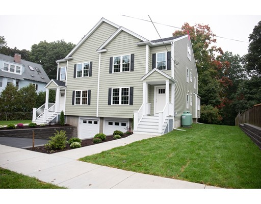 43 Rangeley Road, Arlington, MA 02474