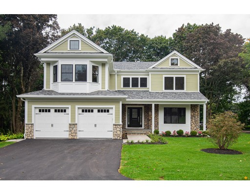 1 Aaron Road, Lexington, MA