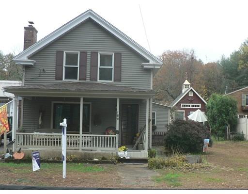 189 Comins Pond Road, Warren, MA