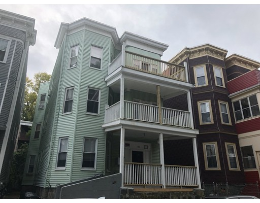 331 Seaver Street, Boston, MA 02121