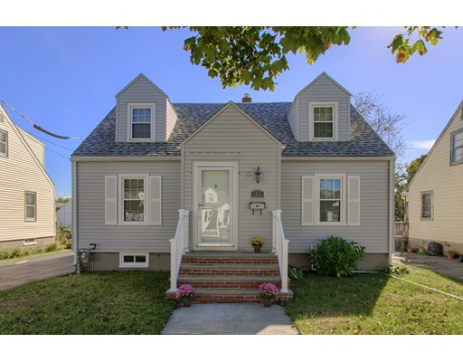 33 Dudley Street, Saugus, MA