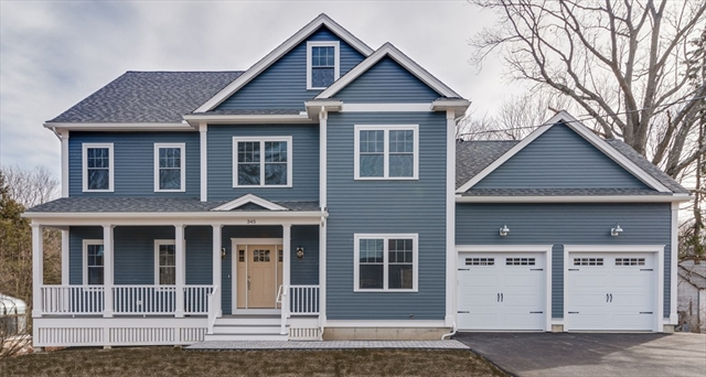 345 Pearl Street, Reading, MA, 01867, Middlesex Home For Sale