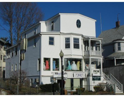 1557 Blue Hill Avenue, Boston, MA 02126