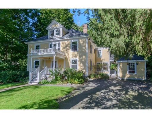34 Seaward Road, Wellesley, MA