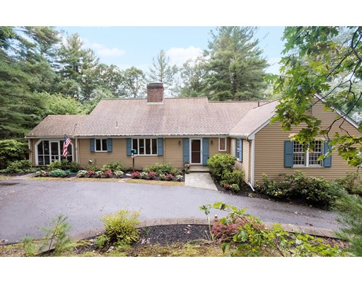 156 Cherry Brook Road, Weston, MA