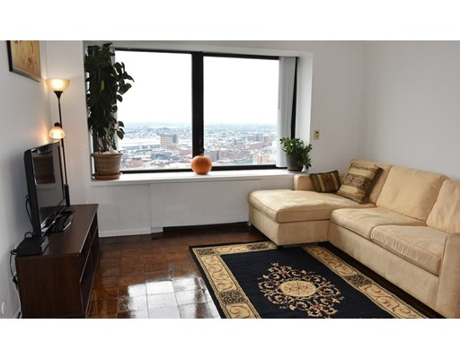 85 East India Row furnished #38D Floor 38