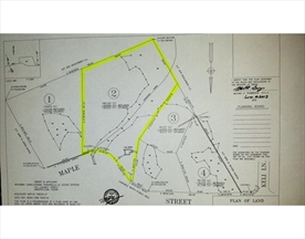Property for sale at 889 Maple St Lot 2, Mansfield,  Massachusetts 02048