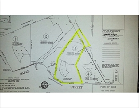 Property for sale at 889 Maple St Lot 3, Mansfield,  Massachusetts 02048
