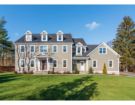 2 Fields Pond Road, Weston, MA