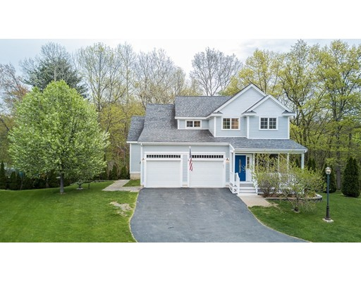 13 Green Meadow Lane, Andover, MA