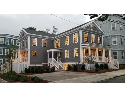 22 Linden Avenue, Somerville, MA 02143