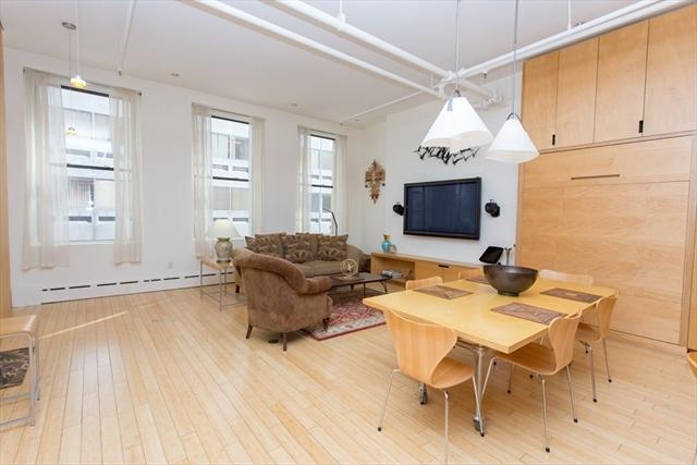 289 Devonshire St, Boston, MA, 02110, Financial District Home For Sale