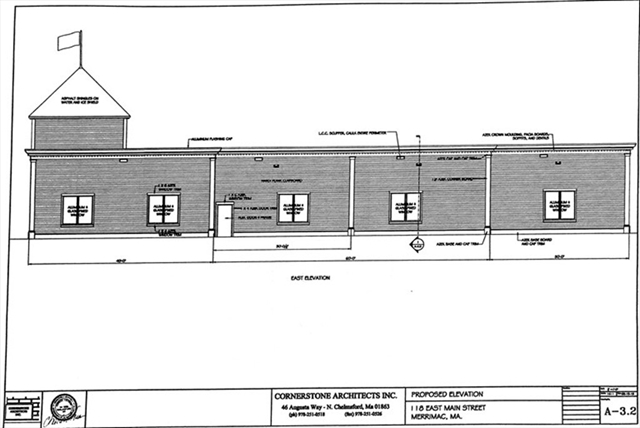 118 E Main St, Merrimac, MA, 01860, Merrimac Home For Sale