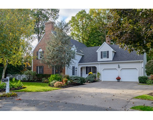 22 Louis Drive, Wellesley, Ma